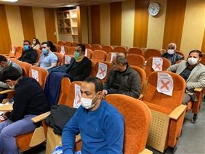 با حضور داوران متقاضی برای شرکت در کلاس های ارتقاء درجات اتحادیه جهانی 5